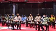 Kapolri: TNI-Polri Terus Bersinergi Wujudkan Target Vaksinasi Presiden Jokowi