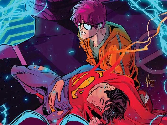 Komik Superman: Son of Kal-El