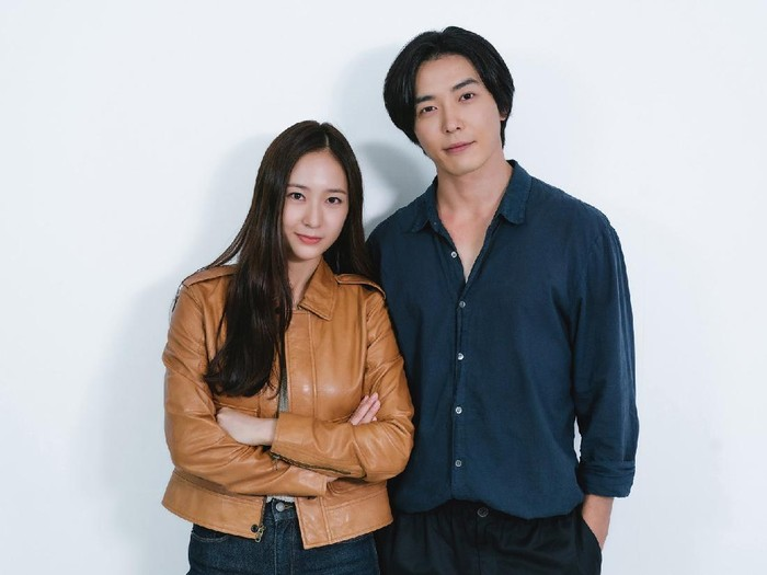 Krystal Jung dan Kim Jae Wook