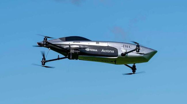 Mobil Balap Terbang Pertama di Dunia Mulai Diuji Balapan