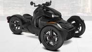 Ini Tampang Motor 3 Roda Can-Am Ryker Milik Baim Wong