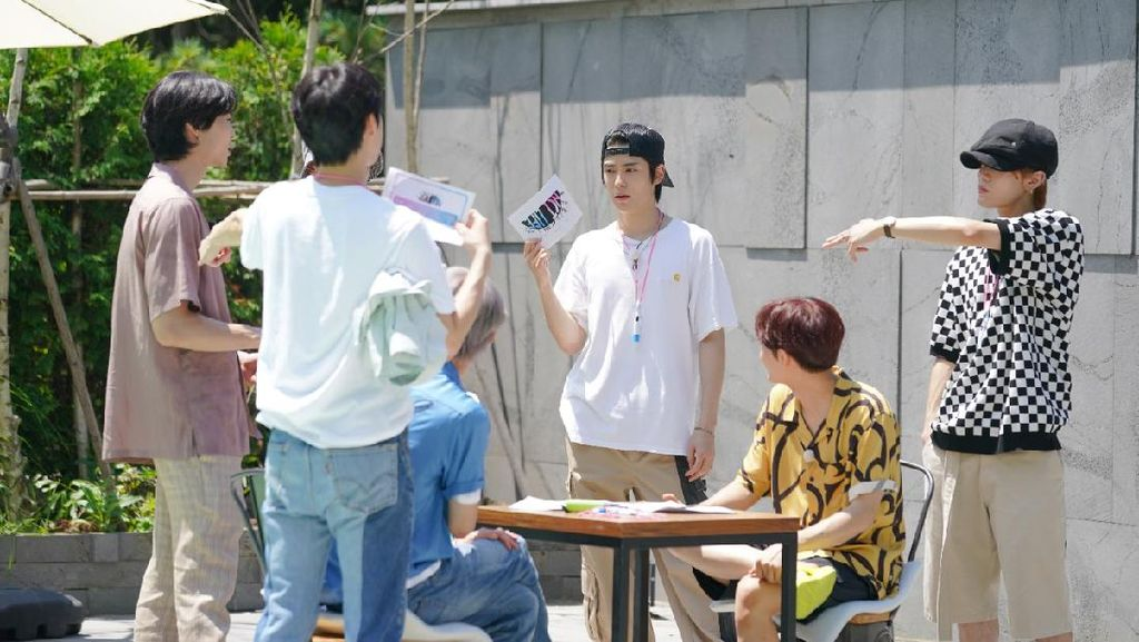Member NCT 127 Terbagi 2 Kubu, Mana Penjahat vs Penduduk?