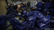 Pasang Surut Industri Tekstil di Ibu Kota