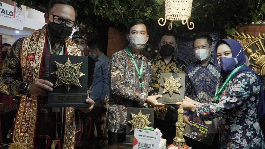 Mojokerto Ikut Pameran APEKSI, Usung Smart City-Budaya Majapahit