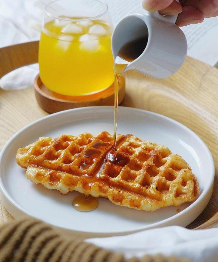 5 Rekomendasi Croffle yang Manis Renyah Buat Ngemil
