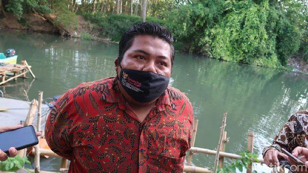 Sungai di Bantul.