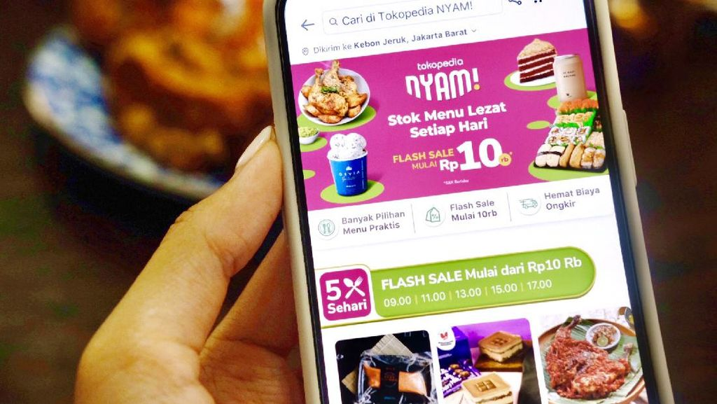 Bumbu Masak & Frozen Food Jadi Produk Favorit Dibeli Via Tokopedia