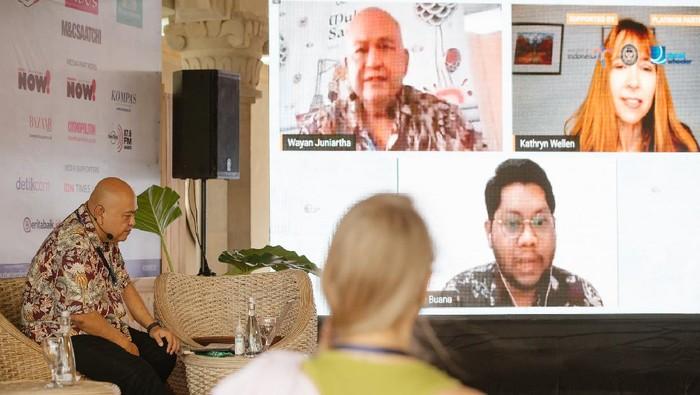 Ubud Writers and Readers Festival 2021