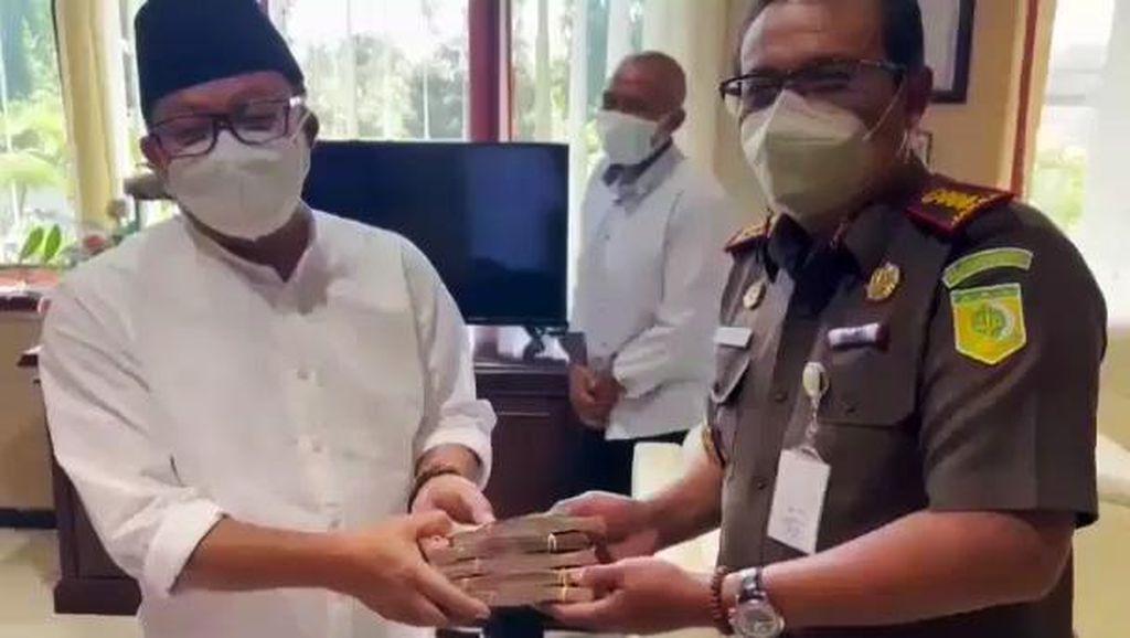 Langgar PPKM, Wali Kota Malang Bayar Denda Rp 25 Juta