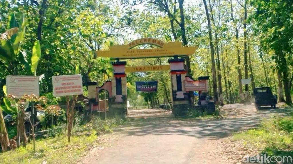 Soal Alas Ketonggo Ngawi yang Dipercaya Gerbang Alam Gaib Gunung Lawu