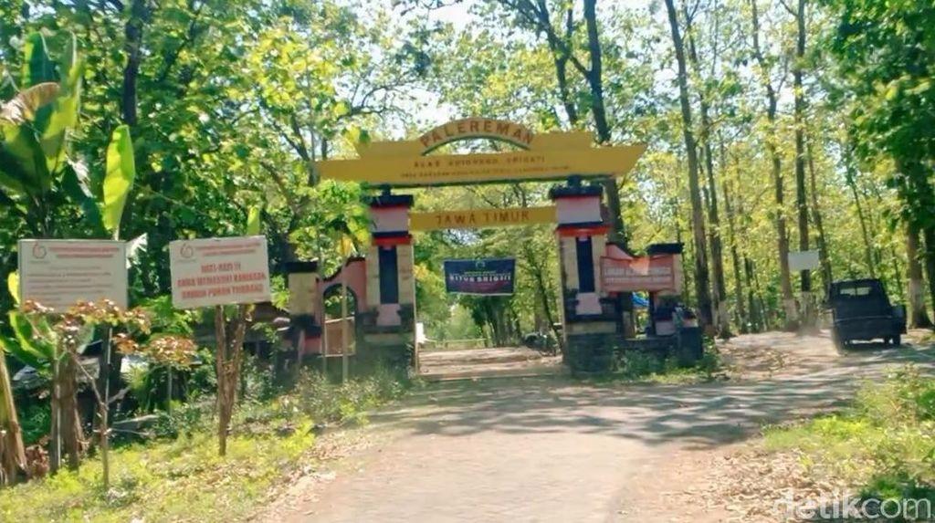 9 Tempat di Alas Ketonggo Ngawi yang Dipercaya Petilasan Raja Brawijaya V