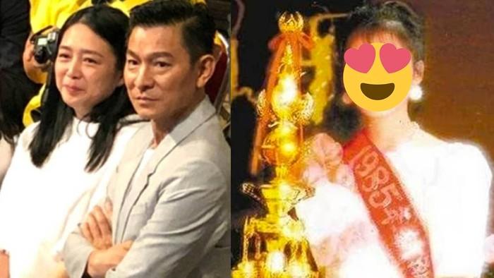Andy Lau dan Carol Shu