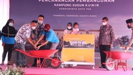 Anies Bangun Rusun bagi Warga di Kampung Kunir yang Digusur Era Ahok