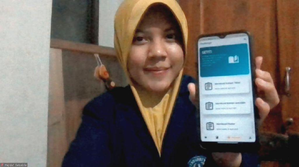 Melawan Balik Klitih di Yogyakarta Pakai Aplikasi SETITI