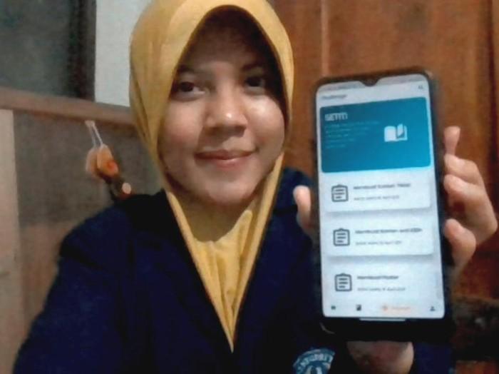Aplikasi SETITI Buatan Mahasiswa UNY untuk mencegah klitih atau kriminalitas jalanan di Yogyakarta