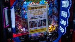 Tempat bermain Pachinko di Osaka disulap menjadi lokasi vaksinasi COVID-19. Warga pun ramai mendatangi tempat itu bukan untuk main game tetapi untuk divaksin.