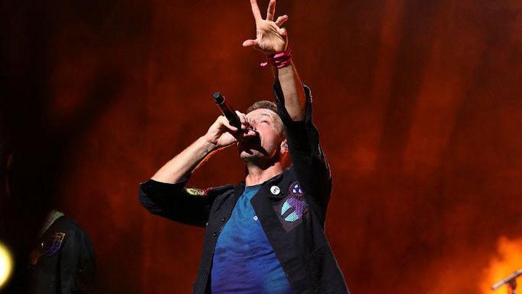 Tak Hanya Adele, Coldplay Juga RIlis Album Baru MUSIC of the SPHERES