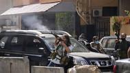 Detik-detik Bentrokan Bersenjata di Beirut, Lebanon