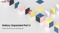 Galaxy Unpacked Digelar Lagi 20 Oktober, Rilis Apa Samsung?