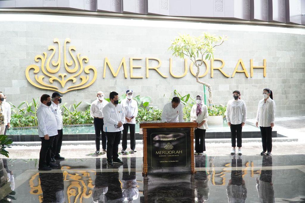 Hotel Meruorah Komodo Labuan Bajo
