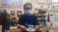 Hotman Tambunan, Eks Pegawai KPK Kini Jual Kopi Lintong Khas Toba