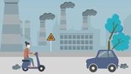 Rencana Besar Setop Jualan Mobil & Motor Bensin di RI