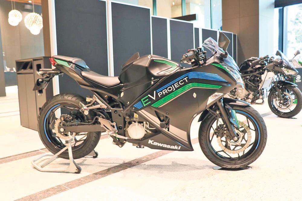 Kawasaki Ninja Hybrid 250