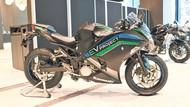 Ini Wujud Prototipe Kawasaki Ninja 250 Hybrid