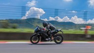 Makin Serius, Kawasaki Mulai Pajang Prototipe Ninja 250 Hybrid
