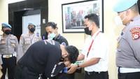 Begini Rekam Jejak Polisi Smackdown Pembanting Mahasiswa di Tangerang