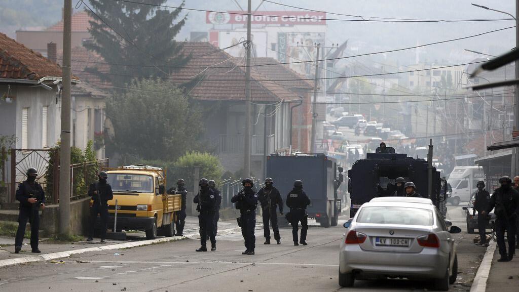 Kosovo Memanas Gegara Razia Barang Selundupan
