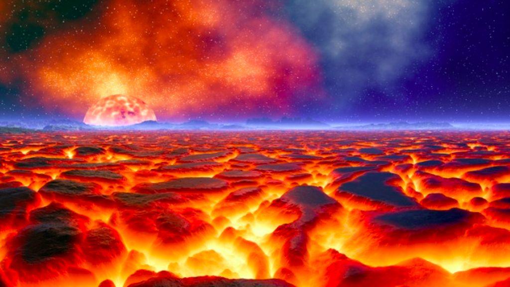 7 Samudra Aneh di Planet Lain, Ada Lautan Berlian dan Neraka