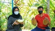 Musim Panen, Durian Boneng asal Banyuwangi Mulai Diburu Pembeli