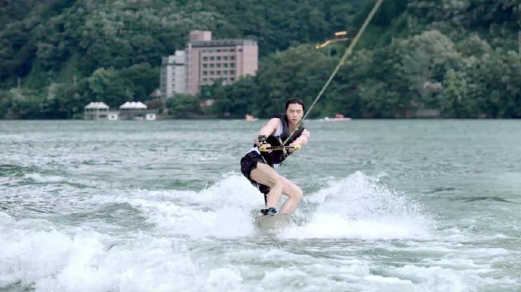 Adu Kemampuan di Air, Gimana Akhir Cerita NCT 127 Life in Gapyeong?