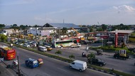 Antrean Panjang Akibat Kelangkaan BBM di Medan, Ada Apa?
