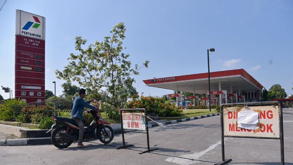 Biang Kerok BBM Langka di Sumut: Gara-gara Kapal Terlambat