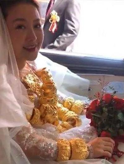 Pernikahan viral di China