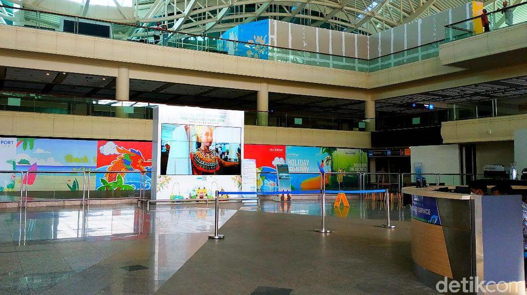 Ini Biang Kerok Bandara Bali Belum Terima Penerbangan Internasional
