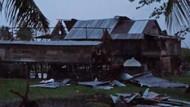 Belasan Rumah Warga di Polman Rusak Diterjang Angin Puting Beliung