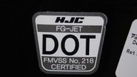 Banyak yang Belum Paham Kode DOT dan Snell pada Helm, Ini Artinya
