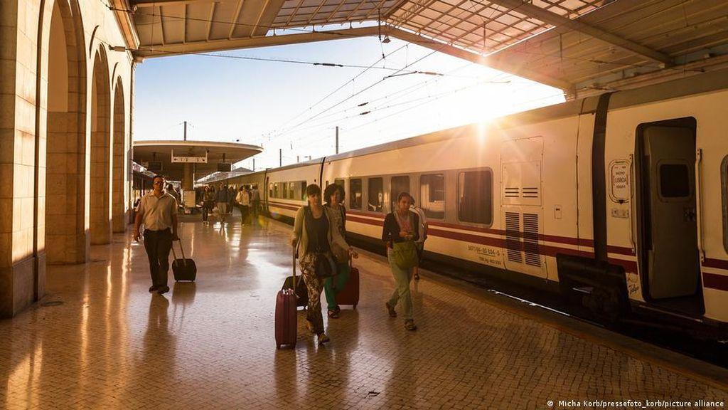 Uni Eropa Bagikan 60 Ribu Tiket Kereta Api Gratis untuk Anak Muda