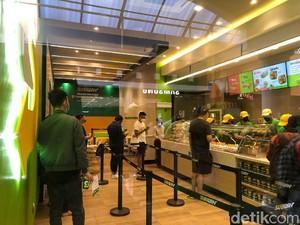 Icip-icip Sandwich Subway di Citos yang Lagi Viral