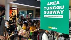 Antrean Subway Membludak, Ini Alasan Warga +62 Mudah Latah Sama yang Lagi Viral