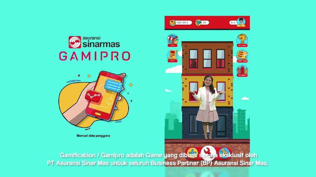 SIMAS COVID-19 dan Gamipro, Inovasi Terbaru Asuransi Sinar Mas