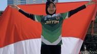 Foto 10 Hijabers Inspiratif Peraih Medali Emas PON Papua 2021, Wajib Kenal!