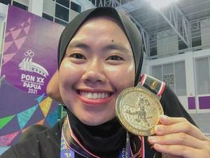 Ini Raisa Martika Tamara, Atlet Hockey Hijab Peraih Medali Emas PON Papua
