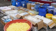 48 Juta Butir Obat Keras Ilegal Produksi Pabrik di Yogya Dimusnahkan!