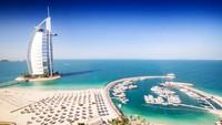 Jelajahi Burj Al Arab, Salah Satu Hotel Paling Eksklusif di Dunia