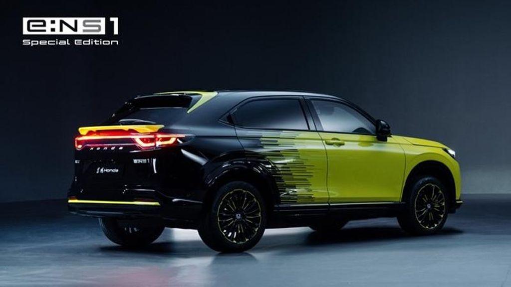 Calon Honda HR-V Listrik, Mulai Dijual 2022