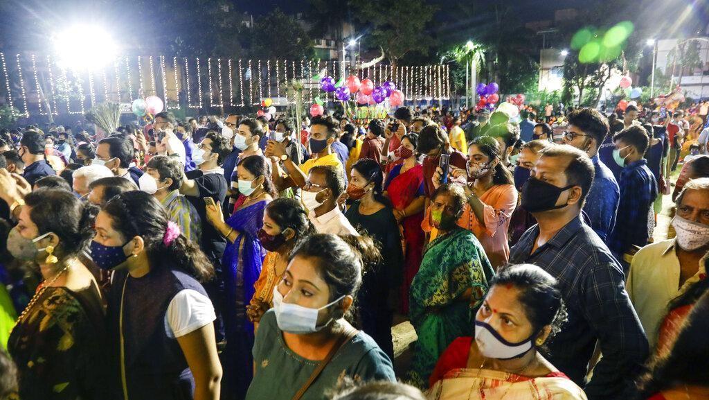 India Kembali Gelar Festival Keagamaan, Nggak Takut COVID-19 Balik?